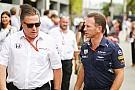 McLaren: Wollen nicht die gleichen Fehler machen wie Red Bull