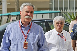 Formula 1 Breaking news Liberty Media completes F1 acquisition, clarifies Ecclestone role