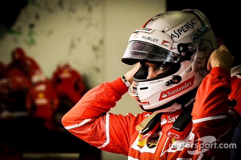 Феттель: Не знаю, хто з гонщиків Mercedes мій головний суперник