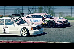 Automotive Noticias de última hora Vídeo: DTM 1990 y 2017 cara a cara