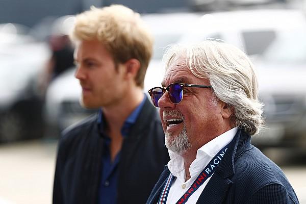 Keke Rosberg explains why he became an F1