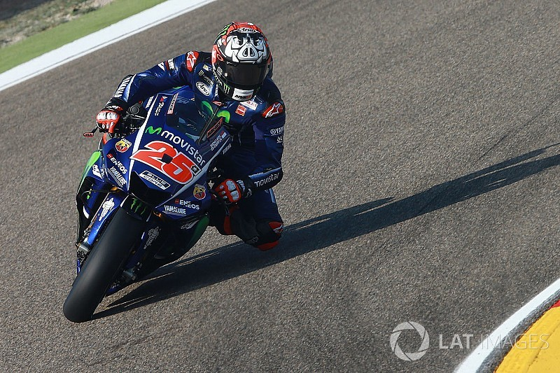 "Viñales va ""donner le maximum"" en course"