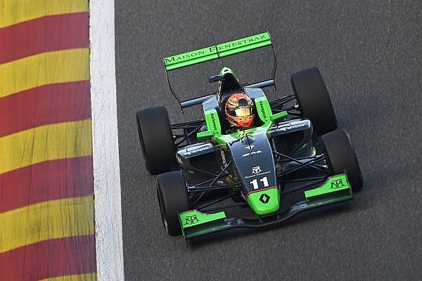 Formula Renault Fenestraz ed Aubry si aggiudicano le tre gare di Spa-Francorchamps