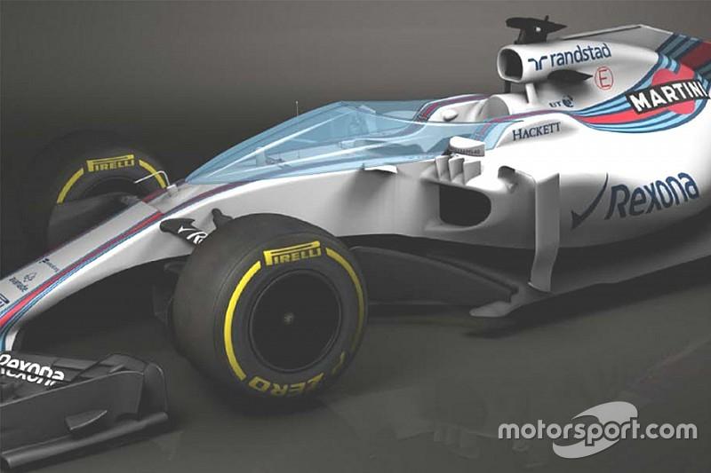 FIA rilis gambar pertama Shield, siap uji coba di GP Inggris Raya