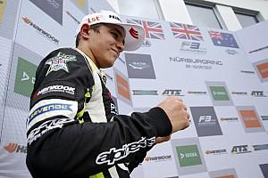 Евро Ф3 Отчет о гонке Норрис выиграл европейский чемпионат Формулы 3