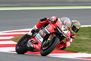 WSBK Réactions Face à Rea, Ducati ne compte pas rester les bras croisés