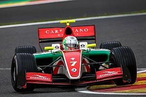 Формула V8 3.5 Репортаж з кваліфікації Формула V8 3.5 у Спа: дебютний поул Селіса