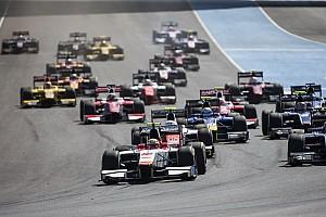 FIA F2 Actualités Calendrier 2018: la F2 accompagnera la F1 au Paul Ricard