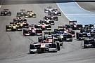 FIA F2 Calendrier 2018: la F2 accompagnera la F1 au Paul Ricard