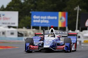 IndyCar 速報ニュース 佐藤琢磨、ワトキンスグレンで予選4位「チーム一丸となった結果だ」