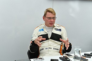 Hakkinen would only return to racing