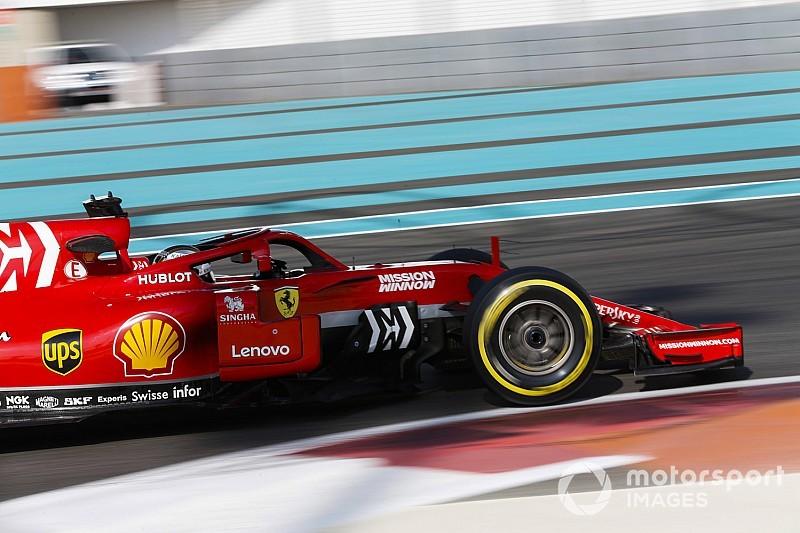 Онлайн. Второй день тестов Pirelli в Абу-Даби