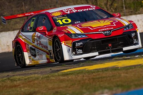 Em Cascavel, Shell mira liderança da Stock Car com Ricardo Zonta