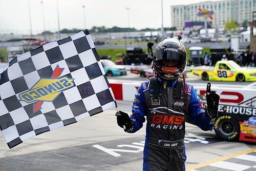 First-time NASCAR Truck winners eyeing chance at championship