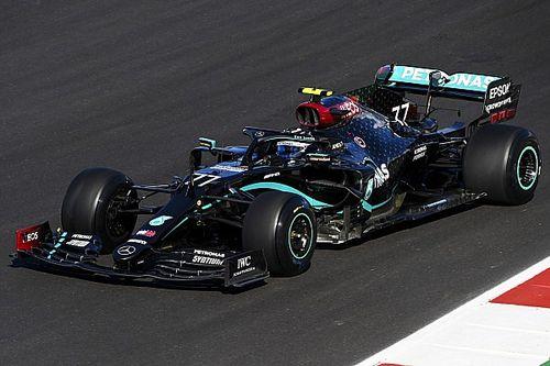 F1ポルトガルFP3:メルセデスワンツーで予選へ。フェルスタッペン、ガスリーが続く