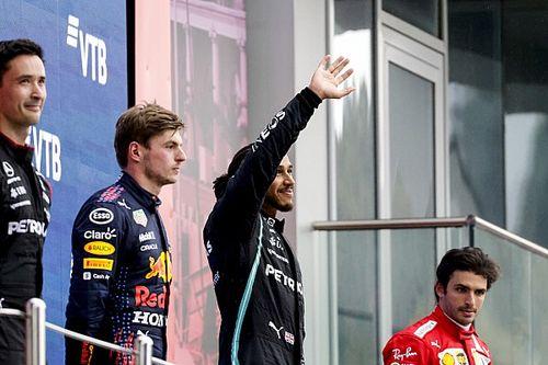 Mondiale F1 2021: Hamilton ripassa Verstappen di 2 punti