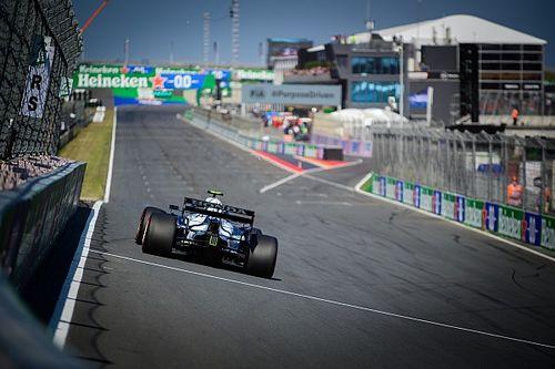 La F1 espère que le DRS sera utilisé dans le banking en 2022