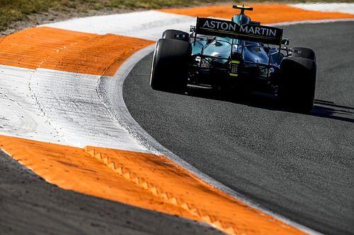 "Vettel ""pas inquiet"" pour son futur avec Aston Martin"