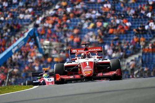 F3 Zandvoort: Hafta sonunun son yarışını Hauger kazandı