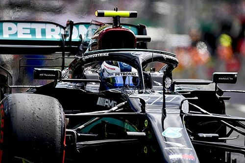 Bottas Tak Kecewa Gagal Klaim Pole Position GP Hungaria