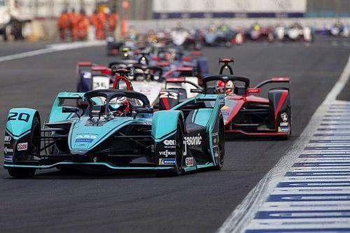 "Jaguar boss: FE priority ""getting races back on"", not testing"