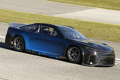 Erik Jones sees 'big aero change' in NASCAR's Next Gen car