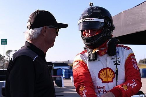 """Mears on McLaughlin IndyCar test: """"Top talent is top talent"""""""