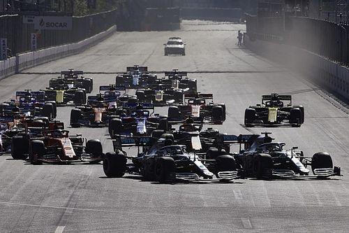 F1 sözcüsü, cadde yarışlarının iptal edileceğini yalanladı