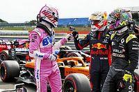 Las mejores fotos de la clasificación del GP del 70º Aniversario