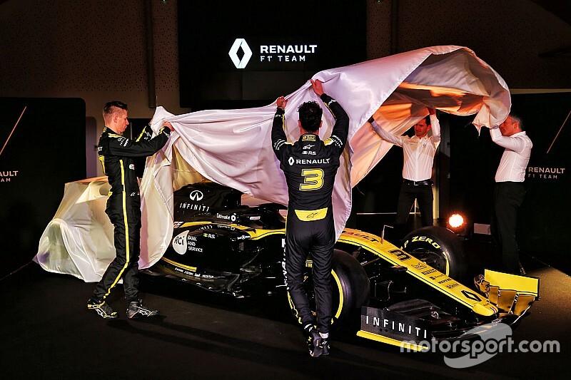 """Renault vol vertrouwen: """"Substantiële stap gemaakt met 2019-motor"""""""