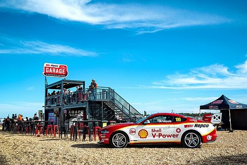 Repco outlines plans for Supercars fan zone
