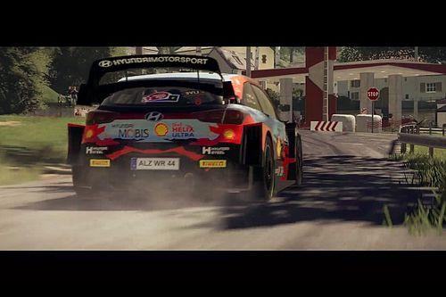 Vídeo: primer 'gameplay' del nuevo 'WRC 10'