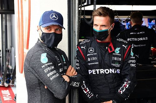 Relacje z Mercedesem nadal dobre