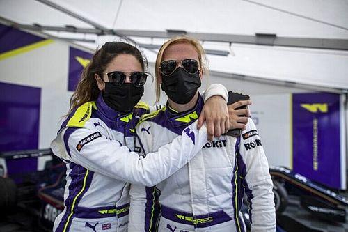 Abbi Pulling Akan Debut di W Series Silverstone