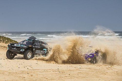Rosberg X Racing wint ook tweede Extreme E-race in Senegal