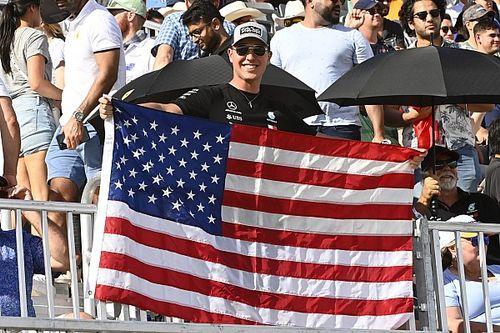 Récord de 400 mil fans en F1 en Austin abre el camino para 3 carreras