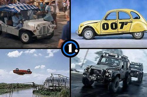 Los otros coches de James Bond