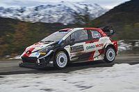 WRCモンテカルロ4日目:オジェが初戦制し通算50勝目。エバンス2位でトヨタワンツー