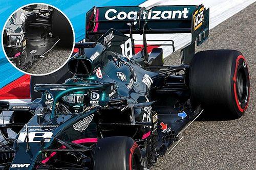 Ezzel az új padlólemezzel próbálja megtalálni önmagát az Aston Martin