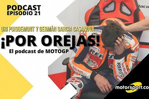 Podcast 'Por Orejas': ¡Volvió Márquez! Y mostró su lado más humano