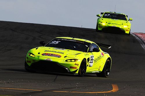 TF Sport won't defend British GT title, GT4 cars up for sale