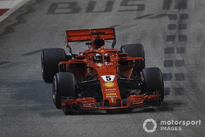 Ferrari qualifying flop leaves Ricciardo with