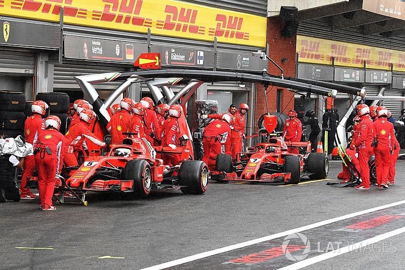 Räikkönen nem tudja, miért így jártak el a belga időmérőn