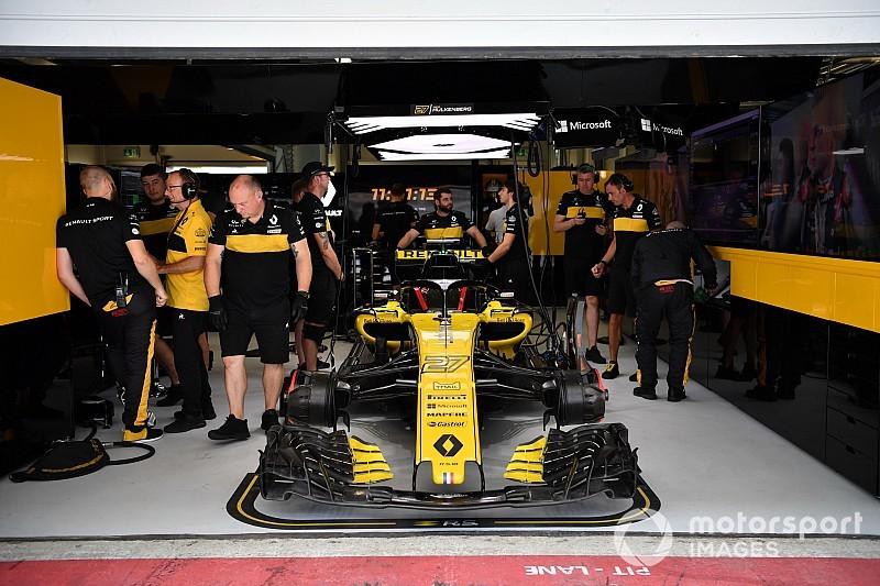 Renault defiende su decisión de no salir a Q2 en Rusia