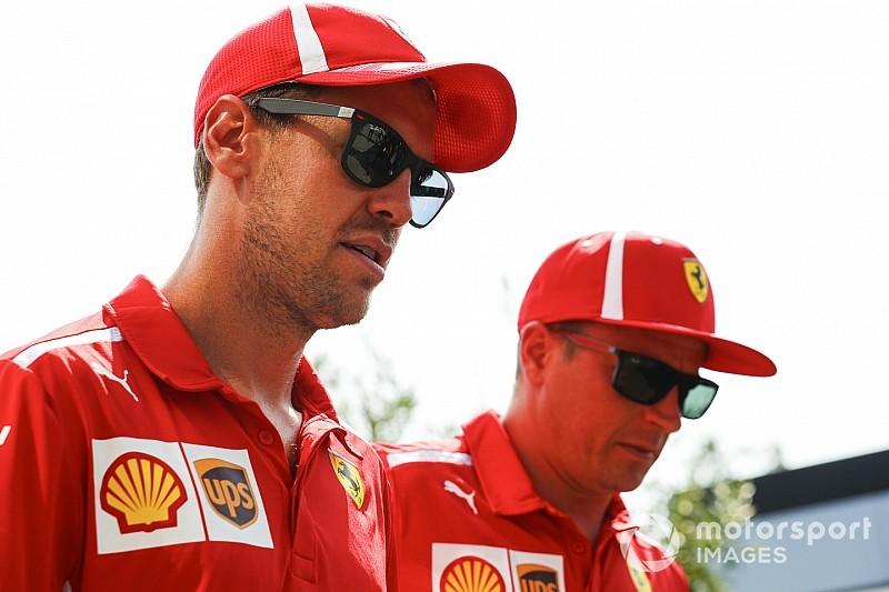Райкконен не став фаворитом Гран Прі Італії навіть після перемоги у кваліфікації