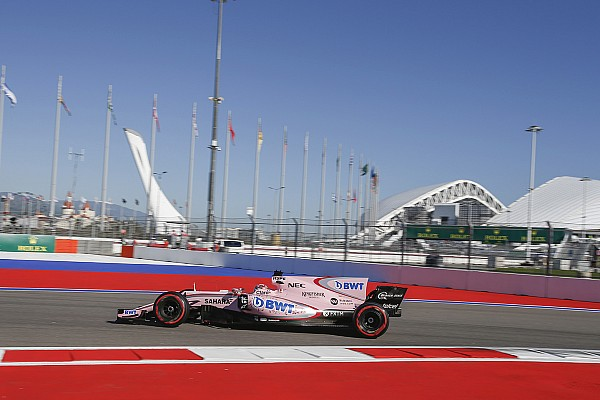 F1 Noticias de última hora Pérez:
