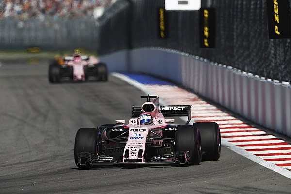 F1 【F1】ペレス、自身のチームを賞賛「再び