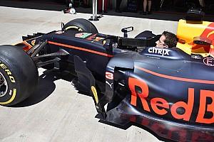 Forma-1 Elemzés Eltérések Ricciardo és Verstappen Red Bullján