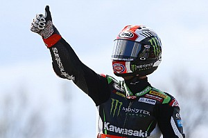 World Superbike Race report Assen WSBK: Rea wins again as Davies breaks down