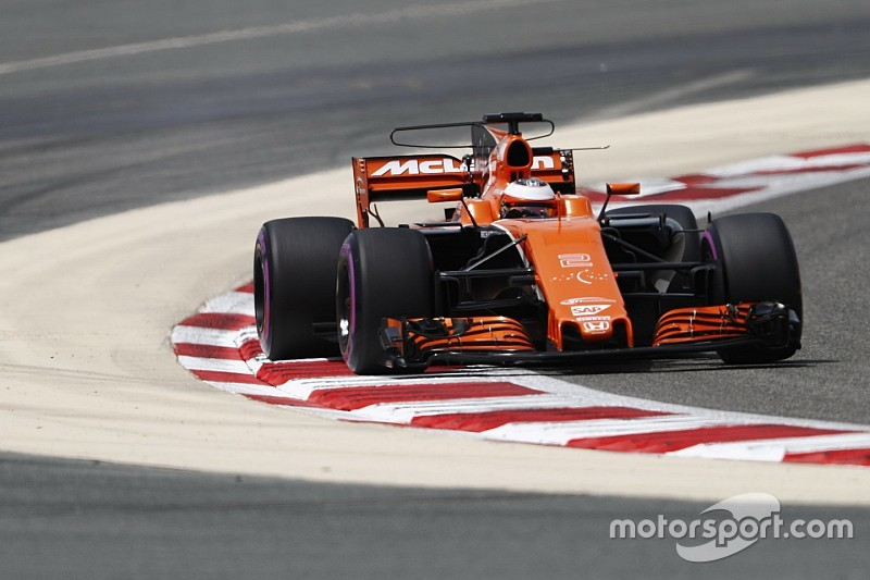 McLaren-Honda needs answer for test boost - Vandoorne